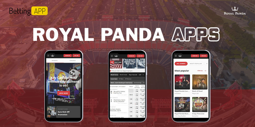 Royal Panda apps