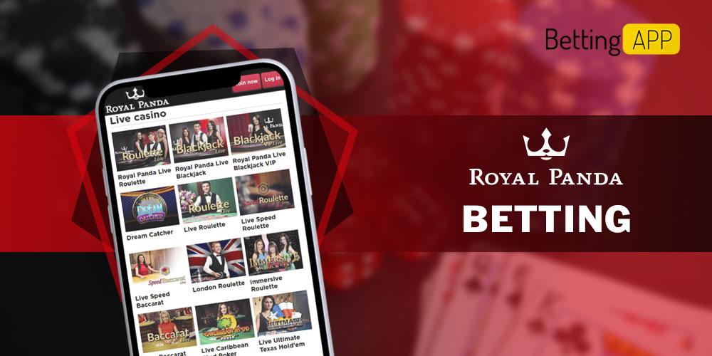 Royal Panda betting