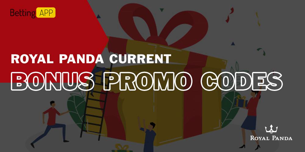 Royal Panda current bonus promo codes