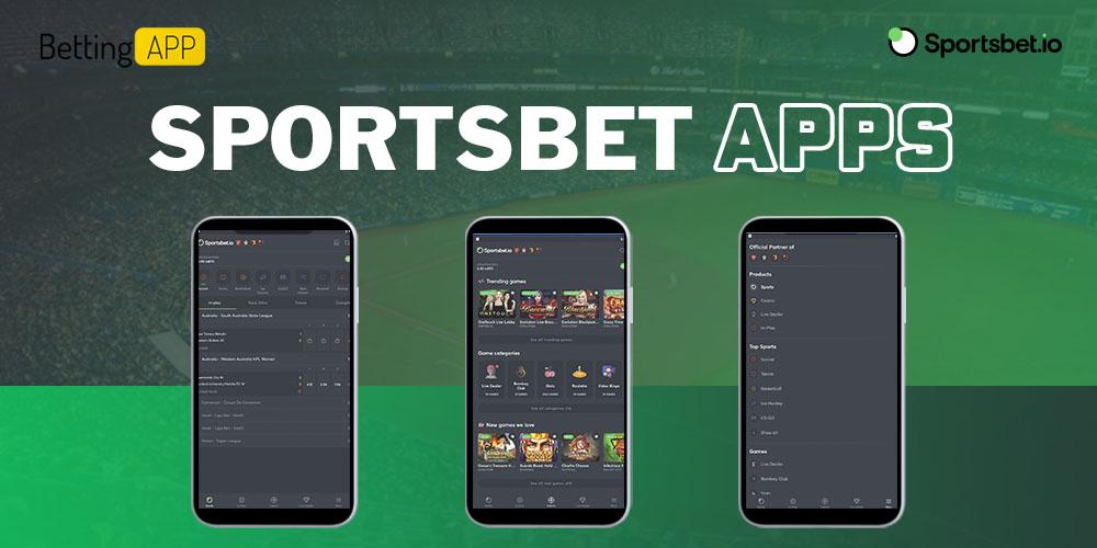 Sportsbet apps
