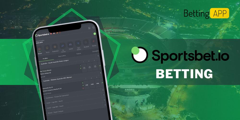 Sportsbet betting