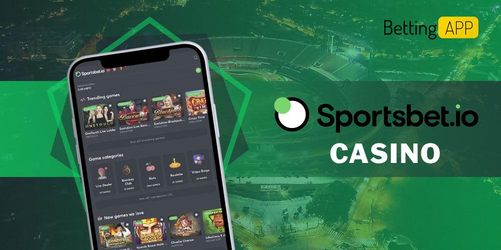 Sportsbet casino