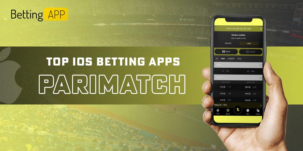 top ios apps parimatch