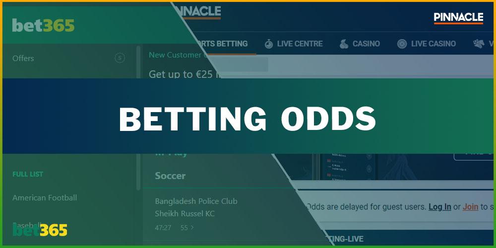 Betting odd