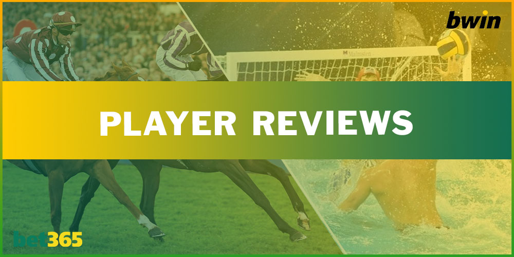 Player reviews