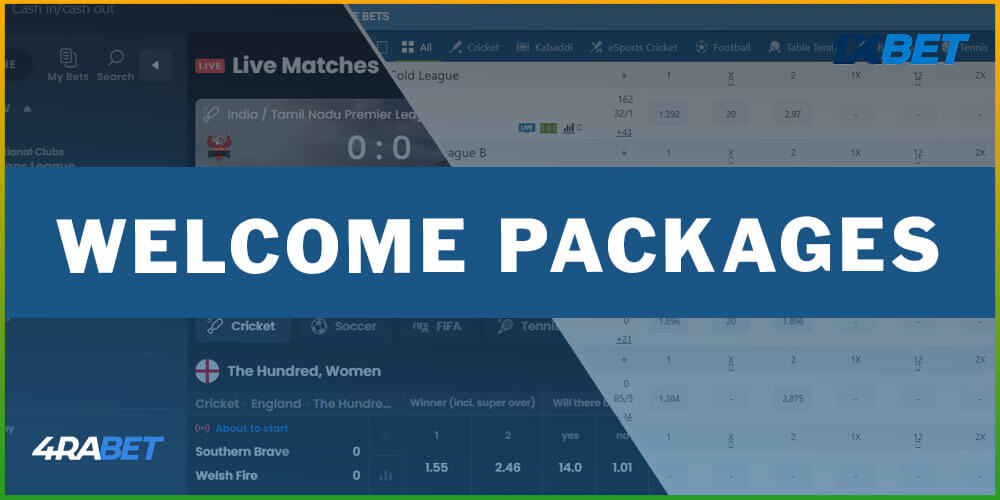 Welcome Packages