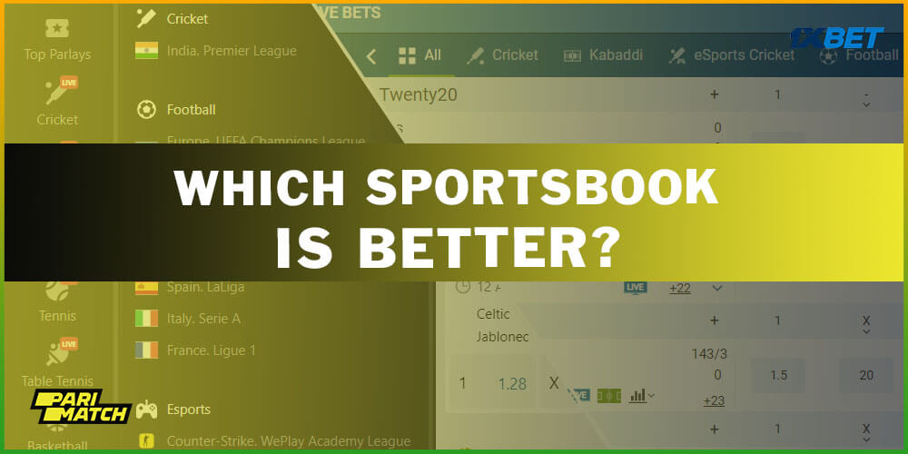 Which Sportsbook Is Better