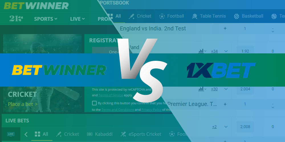 BetWinner vs 1xBet in India Picking the Best Betting Site of 2021