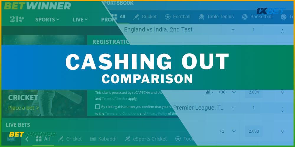 Cashing Out Comparison